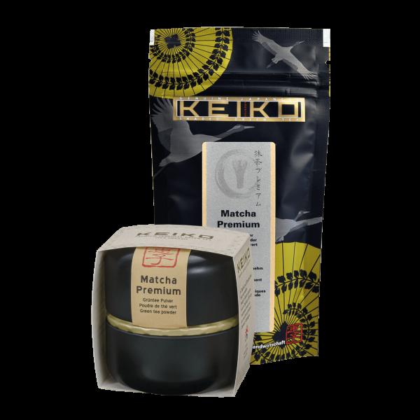Premium - Organic Japanese Matcha