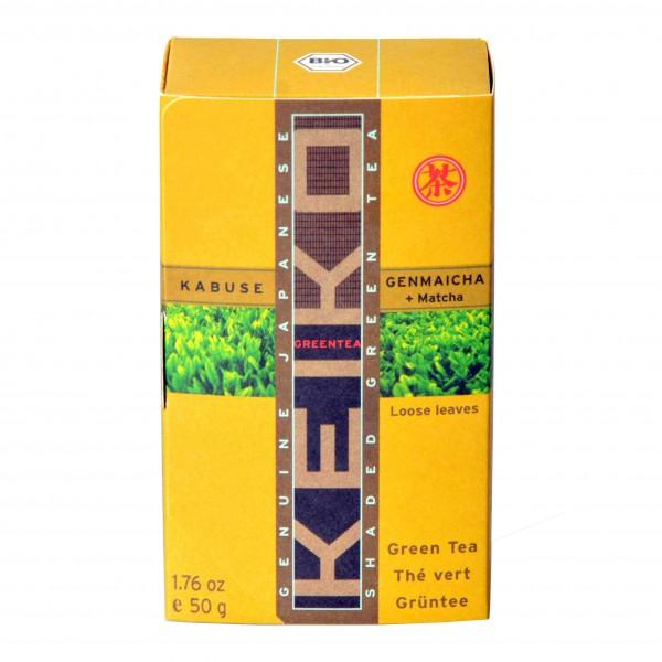 Genmaicha + Matcha - Organic Japanese Green Tea