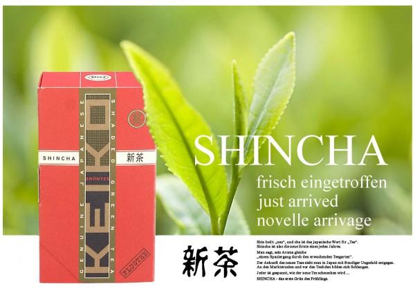 KEIKO Poster, Shincha
