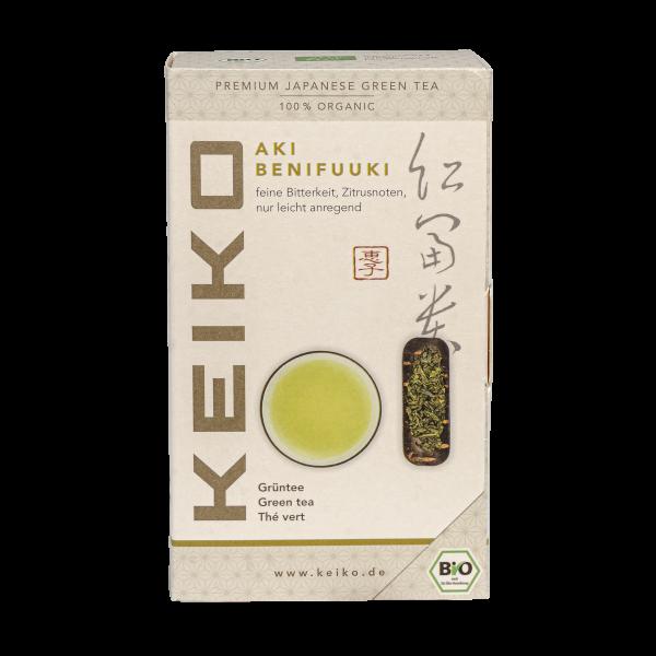 Aki Benifuuki - Organic Japanese Green Tea