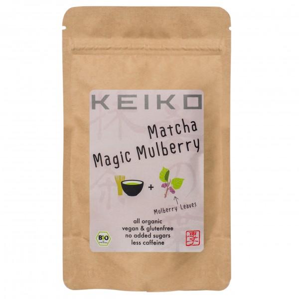 Magic Mulberry - Organic Matcha Latte Blend with Mulberry Leaf Powder
