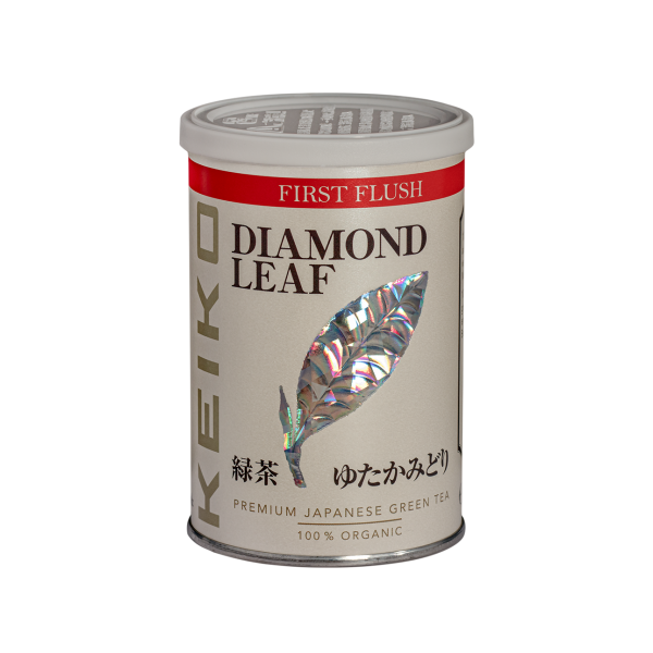 Diamond Leaf - Organic Japanese Green Tea